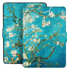 Husa Tech-Protect Smartcase Amazon Kindle Paperwhite 1/2/3 Sakura