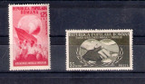 ROMANIA 1953 - AL III-LEA CONGRES SINDICAL MONDIAL - LP. 355