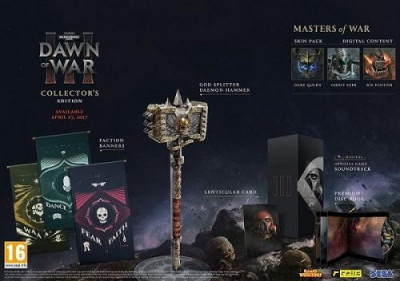 Warhammer 40.000: Dawn of War III Collector's Edition foto