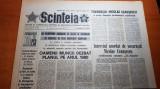 ziarul scanteia 30 octombrie 1979-art. si foto intreprinderea 1 mai din ploiesti