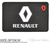 RENAULT  suport auto silicon antialunecare cu logo RENAULT pad bord