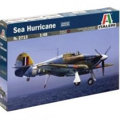 Macheta auto Italeri, Hawker Sea Hurricane 1:48