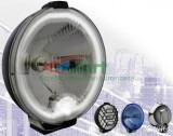 Proiector rotund halogen cu pozitie angel eyes 12V