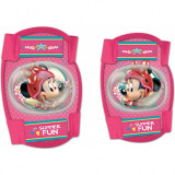 Set protectie Cotiere Genunchiere Minnie Seven, 3-8 ani
