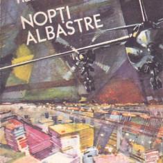 RADU THEODORU - NOPTI ALBASTRE