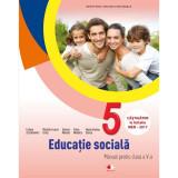 Educatie Sociala manual pentru clasa a V-a, autor Liliana Zascheievici