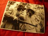 Fotografie din Filmul LA ODISEA DEL  GRAL. JOSE 1969, Cuba  dim.= 24x18,5cm