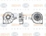 Ventilator, habitaclu SEAT TOLEDO IV (KG3) (2012 - 2016) HELLA 8EW 009 157-131