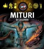 Mituri și legende (carte 3D)
