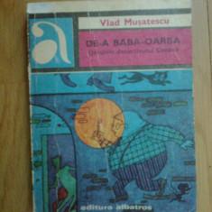 z1 De-a baba-oarba - Vlad Musatescu