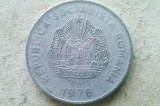 MONEDA 5 LEI 1978-ROMANIA