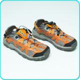 DE FIRMA → Pantofi de vara, comozi, usori, aerisiti, SALOMON → baieti   nr. 38