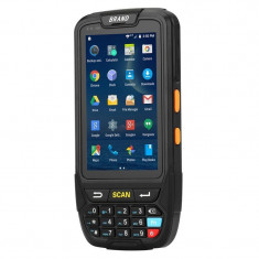 Terminal POS Android, slot SIM, cititor cod de bare 1D, touchpad, Pos Pro foto