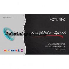 Activare Furious Gold - Pack 11 + 1 An suport