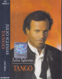 Caseta audio: Julio Iglesias - Tango ( 199, originala, stare foarte buna )