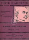 Despot Voda (Ed. Albatros), Vasile Alecsandri