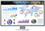 Monitor IPS LED EIZO FlexScan 31.5inch EV3285-WT, UHD (3840 x 2160), HDMI, DisplayPort, Boxe, 5 ms (Alb)