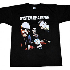 Tricou System Of A Down - Band