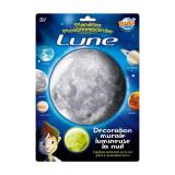 Decoratiuni de perete fosforescente Luna