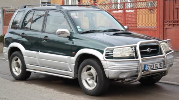 Suzuki Grand Vitara 4x4 CU CLIMA, 2.0 Hdi Diesel, an 2000