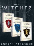 Pachet Witcher - 3 volume | Andrzej Sapkowski, Armada