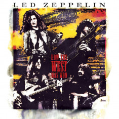 Led Zeppelin How The West Was Won Boxset remaster 2018 (3cd)