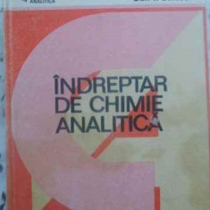 INDREPTAR DE CHIMIE ANALITICA - DAN I. SERACU