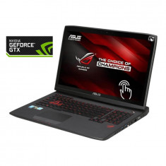 Laptop gaming sh Asus ROG G751JM Touch 17 inch, i7-4710HQ, Intel Core i7, 16 GB