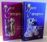 DAVID COPPERFIELD de CHARLES DICKENS , 2 VOLUME , 2011