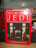 STAR WARS : RETURN OF THE JEDI = THE STORYBOOK BASED ON THE FILM , LONDON , 1983