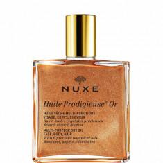 Ulei uscat multifunctional Huile Prodigieuse, 50 ml, Nuxe