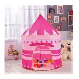 Cumpara ieftin Cort de joaca pentru copii Roz