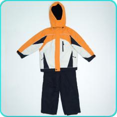 Costum de ski—iarna, impermeabil, calduros, YANXTA → baieti   7—8 ani   128 cm, Alta, Din imagine