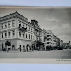 Cluj-Napoca - Kolozsvar - Deak Ferenc-Utca