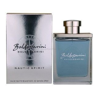 Hugo Boss Baldessarini Nautic Spirit eau de Toilette pentru barbati 90 ml
