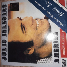 Julio Iglesias (America), CD