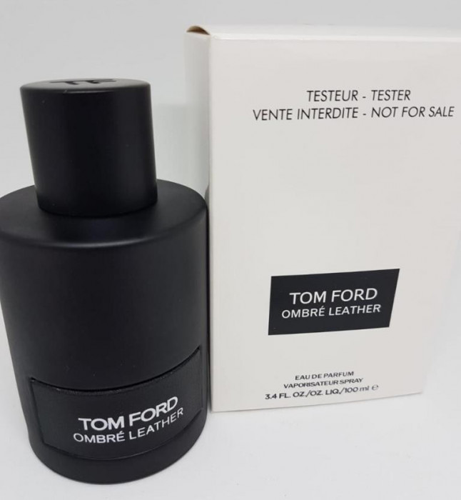 Tom Ford OMBRE' LEATHER - 100ML/PARFUM Tester