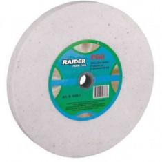 Piatra pentru polizor 200mm, P60, white, Raider