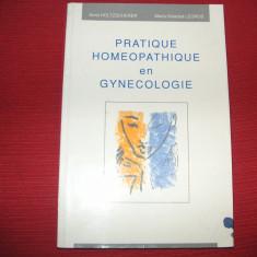 Homeopatie - Pratique Homeopathique en gynecologie - Aime Holtzscherer