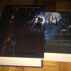 Stephen King - Talismanul, Casa intunericului (2 volume noi)