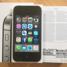 iPhone 4s Negru 64GB