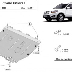 Scut motor metalic Hyundai Santa Fe II 2006-2011