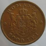 ROMANIA KM#69 - 2000 Lei 1946