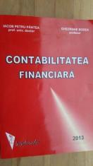 Contabilitatea financiara- Iacob Petru Pantea, Gheorghe Bodea foto