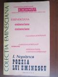 Colectia eminesciana-Poezia lui Eminescu