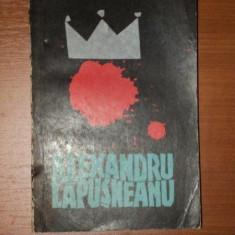 ALEXANDRU LAPUSNEANU-COSTACHE NEGRUZZI BUCURESTI 1993