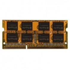 Memorie notebook Zeppelin 8GB, DDR3, 1333MHz, 1.5v, bulk