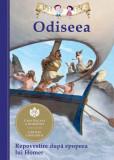 Odiseea (repovestire după epopeea lui Homer), Curtea Veche