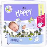 Cumpara ieftin Scutece Happy Newborn, 2-5 kg, 78 buc