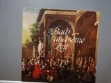 Bach and His Time : Bach/Telemann/Vivaldi (1966/Deutsche/RFG) - VINIL/NM, Columbia